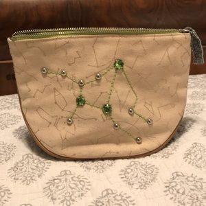 Anthropologie Zodiac Pouch- Virgo